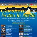 Concerti Sotto le Stelle - Pescara International Music Festival 2018