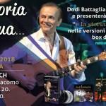 Dodi Battaglia a Pescara al Porto Turistico e al Lido Beach