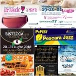 Eventi in Abruzzo dal 19 al 22 luglio 2018