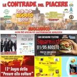 Eventi in Abruzzo dal 2 al 5 agosto 2018