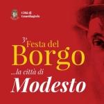 A Guardiagrele Festa del Borgo... la Città di Modesto il 22 luglio 2018