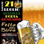 Festa della Birra 2018 al Sestiere Porta Bonomini di Sulmona