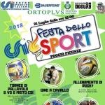 Festa dello Sport e Trail Valle del Campanaro 2018 a Poggio Picenze