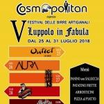 """Festival delle Birre Artigianali """"Luppolo in Fabula"""" 2018 a Garrufo di Sant'Omero"""