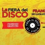Fiera del Disco a Francavilla al Mare dal 28 luglio al 1° agosto 2018