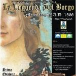 La Leggenda del Borgo a Montepagano il 28 e 29 luglio 2018