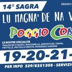 Lu Magna' de na Vodde a Poggio Cono dal 19 al 22 luglio 2018