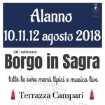 Sagra del Fritto e della Lenticchia 2018 nel Borgo di Alanno
