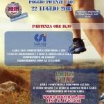 Festa dello Sport e Trail Valle del Campanaro 2018 a Poggio Picenze 1