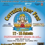 Cerratina Beer Fest 2018 a Pianella