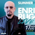 Enrico Ruggeri in Concerto ad Atri - Summer Tour 2018
