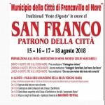 Festa di San Franco 2018 a Francavilla al Mare con Nina Zilli 1