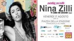 Festa di San Franco 2018 a Francavilla al Mare con Nina Zilli