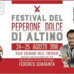 Festival del Peperone Dolce di Altino 2018