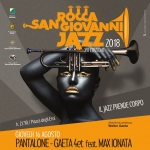 Rocca San Giovanni Jazz 2018 - Jazz meets Pop