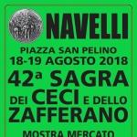 Sagra dei Ceci e dello Zafferano 2018 a Navelli