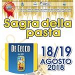 Sagra della Pasta De Cecco 2018 a Fara San Martino