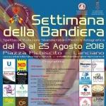 Settimana della Bandiera 2018 a Lanciano