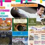Eventi in Abruzzo dal 13 al 16 settembre 2018