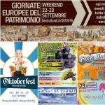 Eventi in Abruzzo dal 20 al 23 settembre 2018