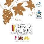 I Sapori di San Martino 2018 a Congiunti di Collecorvino