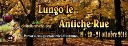 Lungo le Antiche Rue 2018 a Civitella Roveto