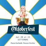 Oktoberfest a Pescara dal 20 al 23 settembre 2018