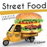 Street Food Time a Chieti dal 5 al 7 ottobre 2018