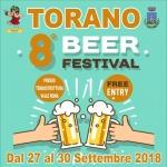 Torano Beer Festival a Torano Nuovo dal 27 al 30 settembre 2018