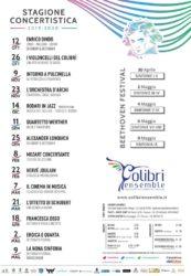 Colibrì Ensemble : VII stagione dell'Orchestra da Camera di Pescara 1
