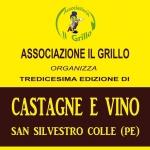 Festa delle Castagne e del Vino 2018 a Pescara - San Silvestro Colle