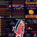 L'Aneme de le Morte e Sagra della Zucca 2018 a Serramonacesca 1