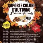 Sapori e Colori d'Autunno a Montereale il 3 novembre 2018 1