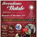 Accendiamo il Natale a Mutignano il 25 novembre 2018