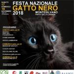 Festa Nazionale Gatto Nero 2018 a Montesilvano
