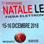 Fiera dell'Elettronica Natalizia a Teramo il 15 e 16 dicembre 2018