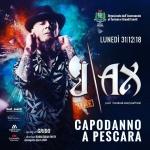 Capodanno 2019 a Pescara con J-Ax
