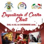 Degustando il Centro a Chieti dal 14 al 24 dicembre 2018