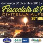 30ª Fiaccolata di Fine Anno a Civitella Alfedena