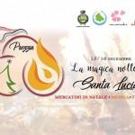 La Magica Notte di Santa Lucia 2018 a Prezza