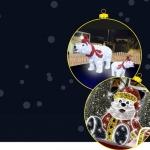 Luci d'Artista 2018 a Pescara: l'8 dicembre l'Accensione