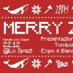 Merry Z!Mas – Natale con Zapp a Pescara il 22 dicembre 2018