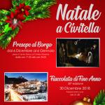 Presepe al Borgo 2018-2019 a Civitella Alfedena