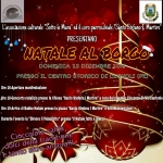 Natale al Borgo a Cugnoli il 23 dicembre 2018