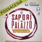 Sapori a Palazzo a Fossacesia il 15 e 16 dicembre 2018