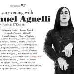 An Evening with Manuel Agnelli a Pescara il 5 aprile 2019