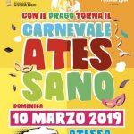 Carnevale Atessano il 10 marzo 2019