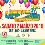 Carnevale Marsicano a Luco dei Marsi il 2 marzo 2019