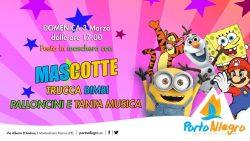Carnevale 2019 al Porto Allegro di Montesilvano