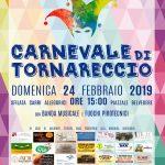 Carnevale di Tornareccio il 24 febbraio 2019